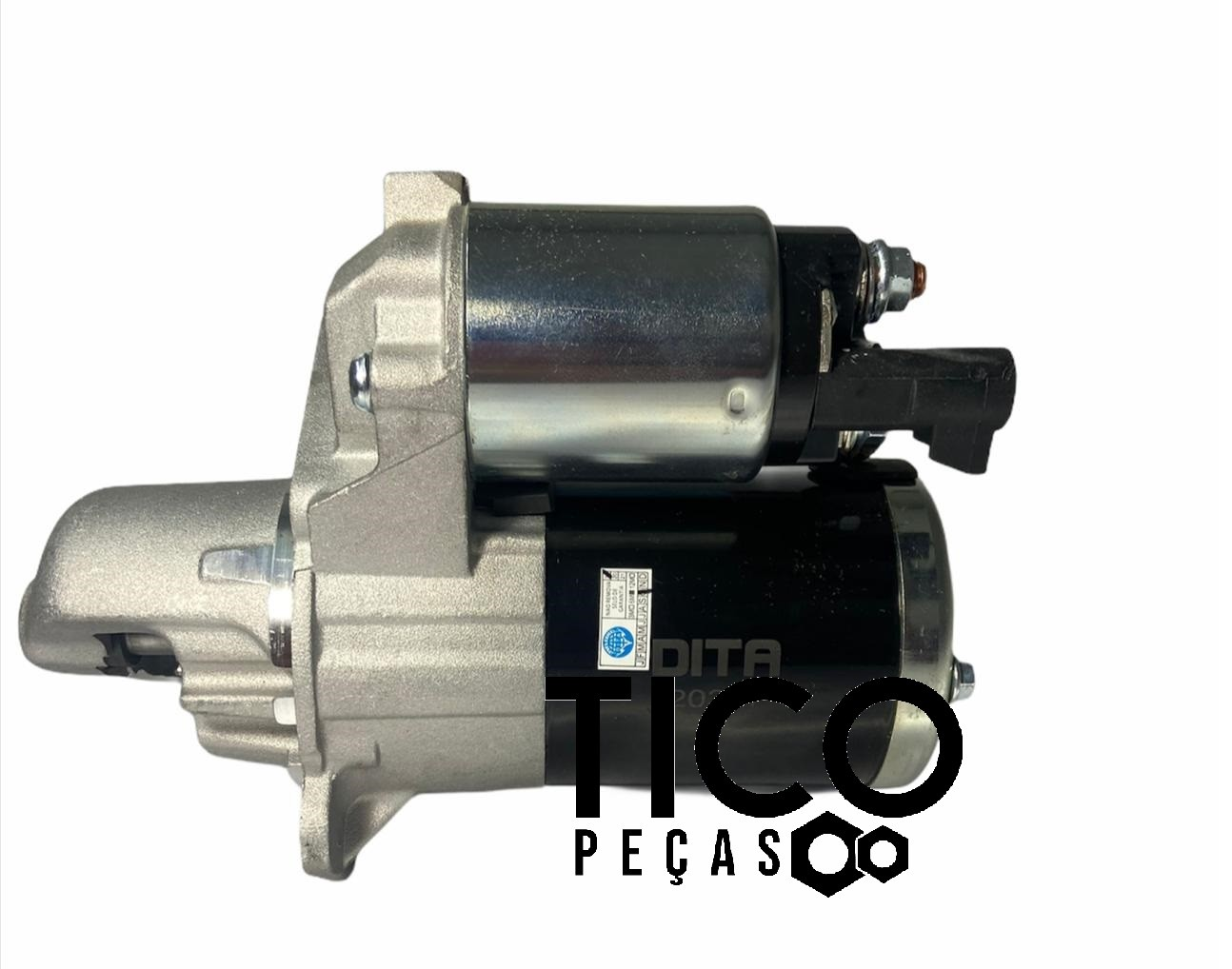 MOTOR DE PARTIDA 12V 12D - DITA 20367