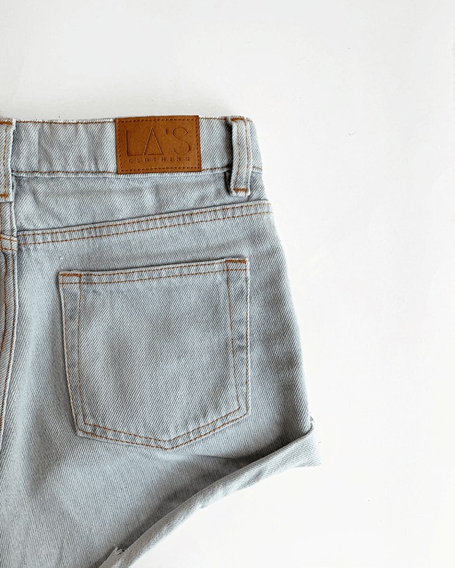 SHORTS JEANS IVY