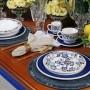 Aparelho de Jantar  42 Peças Classic Blue Porto Brasil