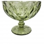 Conjunto 6 Taças Sobremesa Verde
