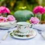 Conjunto 6 Xícaras Chá Orquídea