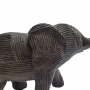 Elefante Resina Bronze