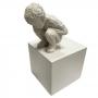 Escultura Pessoa Menino Poliresina