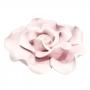 Flor Cerâmica Rosa