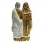 Imagem Sagrada Família Pérola Dourada