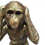Macacos da Sabedoria Resina