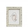 Porta Retrato Madre Pérola