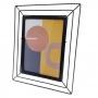 Porta Retrato Preto Metal