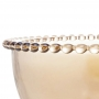 Saladeira Cristal Pearl Âmbar