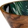 Saladeira Madeira Leafage NF