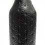 Vaso Decorativo Cerâmica Preto