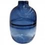 Vaso Transparente Azul