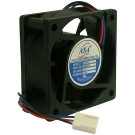 20 Peças Fan Cooler Ventilador ASA 60X60X25mm 12V