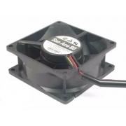 4 Peças Fan Cooler Ventilador Sanyo 80x80x32mm 12V 0.16A 109P0812H2d041
