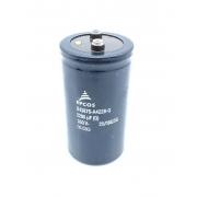 CAPACITOR ELETROLITICO GIGA 2200UF 350V 64X119MM B43875-A4228-Q EPCOS (USADO)