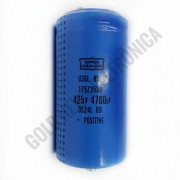 Capacitor Giga Nippon Chemi-Con 4700UF X 425V 175Z3520