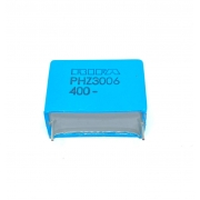 CAPACITOR PP 1UF 400V 31X13X23MM PASSO 27,5MM PHZ3006KG7100J RIFA (1MF 400V)