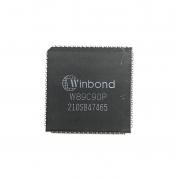 CIRCUITO INTEGRADO SMD PLCC 64 PINOS W89C90P WINBOND