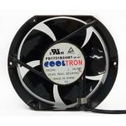 Coler Cooltron FD1751B24W7 DC 24V 28.8W 172X152X51mm