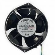 Coler Ventoinha Nework RT-172-48VDC 4500RPM 1.20A 172x150x55mm