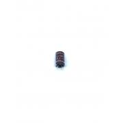 KIT COM 10 PEÇAS - CAPACITOR ELETROLITICO 1000UF 6,3V RADIAL 105º 9X13MM TMZ