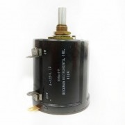 Potenciômetro A-r25-l.25 = Mod: 860 Spectrol - Inch Dia 25ohm 5w 3%