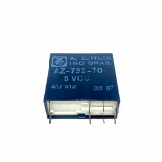 RELE 5VDC AZ-732-70 A.ZETTLER ( 417012 AZ73270)