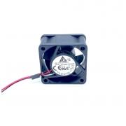 VENTILADOR 40X40X20MM 12VDC 0,15A 03FIOS EFB0412HHD DELTA (USADO)
