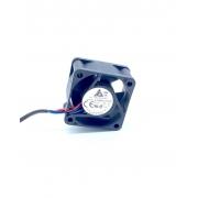 VENTILADOR 40X40X20MM 12VDC 0,18A 03FIOS FFB0412VHD DELTA (USADO)