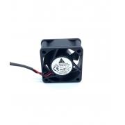VENTILADOR 40X40X20MM 24VDC 0,10A 02FIOS EFB0424HD DELTA (USADO)