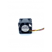 VENTILADOR 40X40X28MM 12VDC 0,195A 03FIOS 109P0412H3173 SANACE40 SANYO DENKI (USADO)