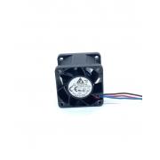 VENTILADOR 40X40X28MM 12VDC 0,24A 03FIOS FFB0412VHN DELTA (USADO)