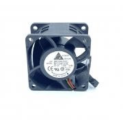 VENTILADOR FAN COOLER 60X60X38MM 12VDC 1,80A 04FIOS AFC0612DE DELTA ELECTRONICS (USADO)