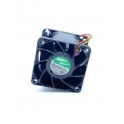 VENTILADOR FAN COOLER 60X60X38MM 12VDC VA225DC V35140-57 NIDEC