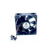 VENTILADOR FAN COOLER 92X92X38MM 12VDC 0,84A 04FIOS OM104 EFB0912HHE DELTA (USADO)