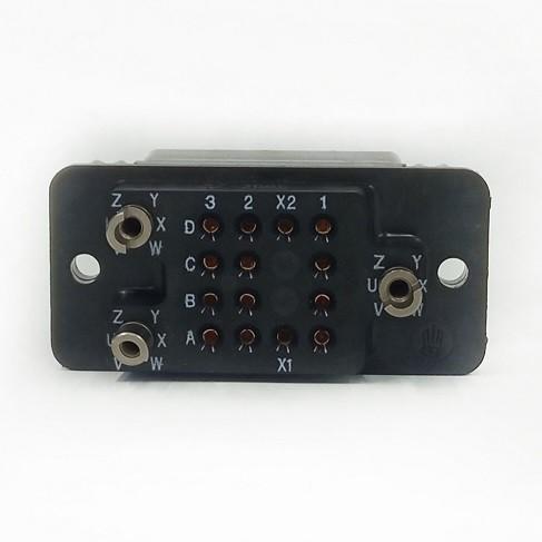 5 Peças Base para relê dupla 14pinos SF400-1F