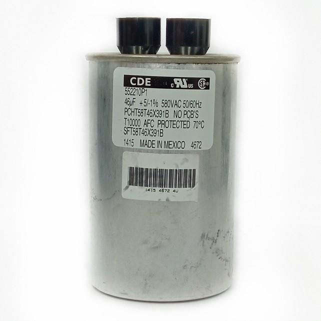 Capacitor Ar Condicionado 46UF X 580V PCHT58T46X391B