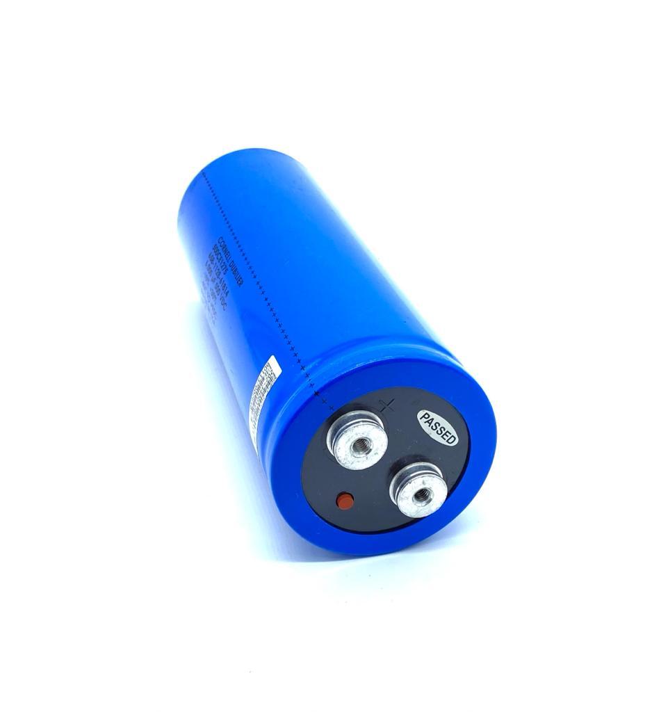 CAPACITOR ELETROLITICO GIGA 6000UF 500V 77X220MM M12 658-1128-61814 500CE1275 CORNELL DUBILIER
