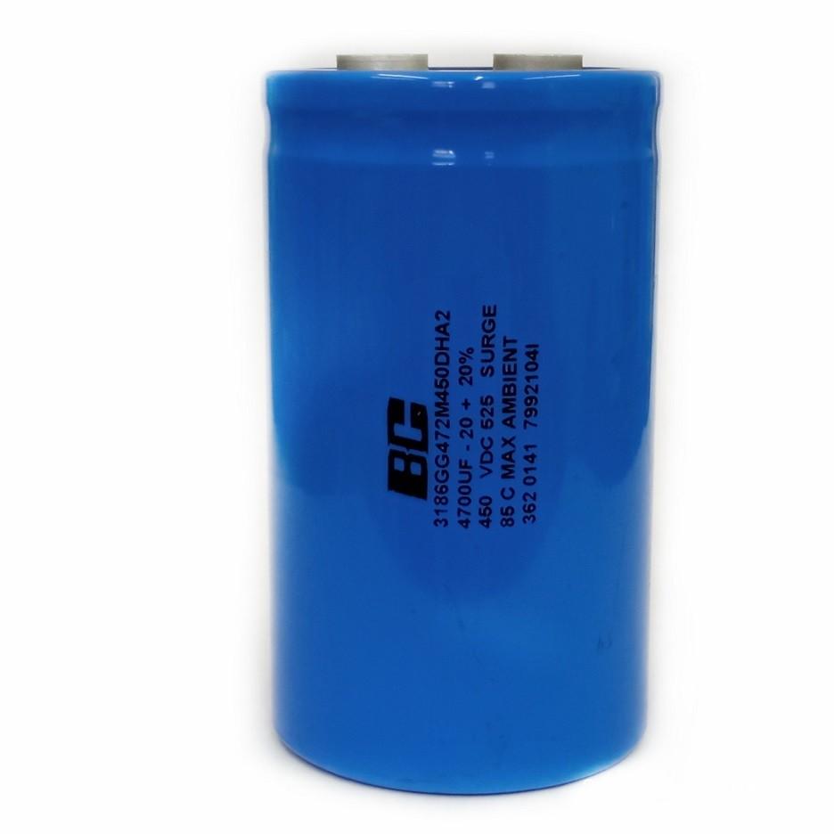 Capacitor Giga BC 4700UF X 525V 85º 3186GG472M450DHA2