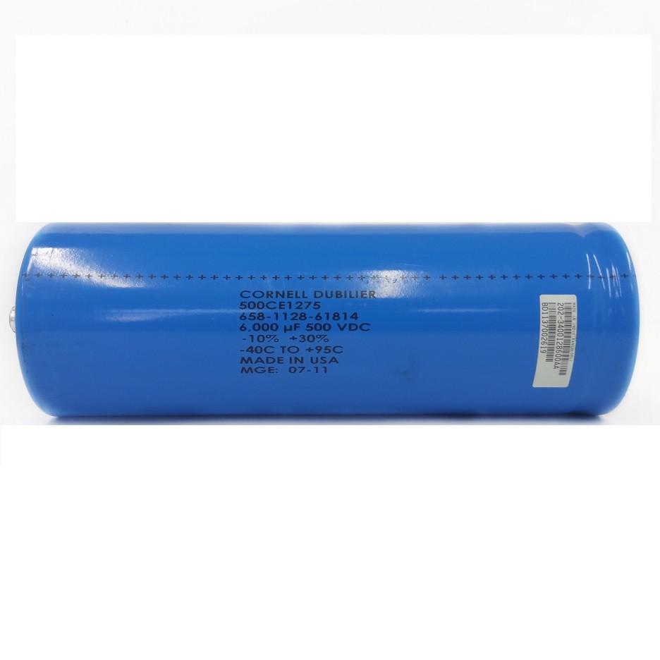 Capacitor Giga Cornell Dubilier USA 6000UF X 500V 95ºC  500CE1275