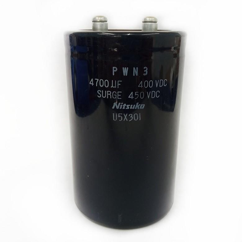 Capacitor Giga Nitsuka 4700UF X 400/450V