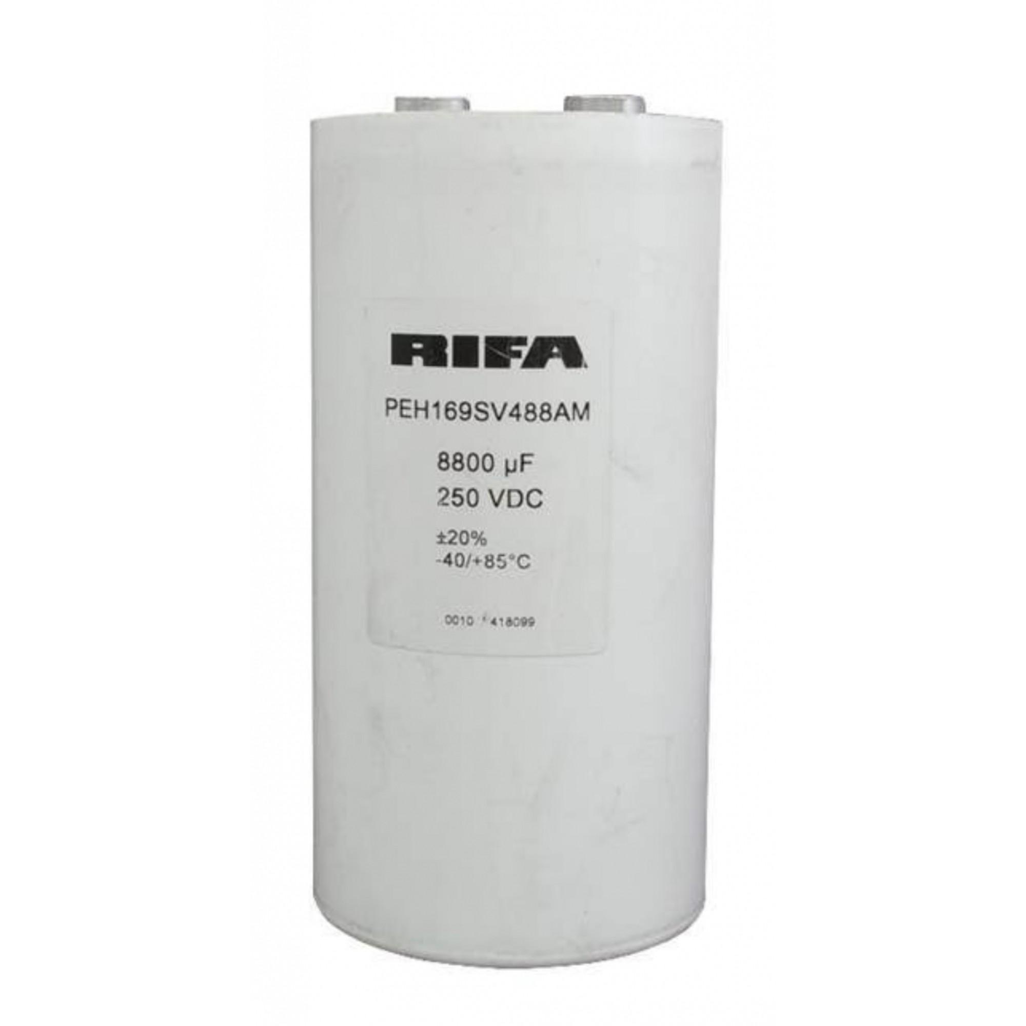Capacitor Giga Rifa 8800UF X 250V PEH169SV488AMB2