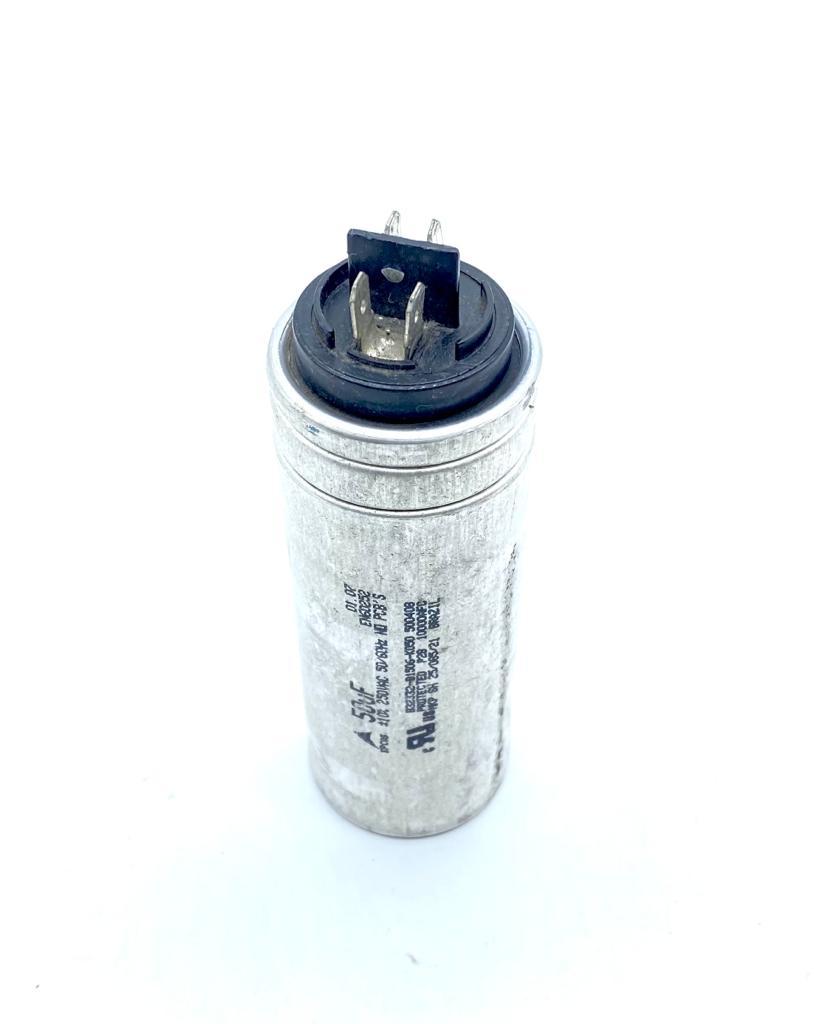 CAPACITOR PPM 50UF 250VCA 40X124MM B32332-B1506-K050 EPCOS (SEMI-NOVO)