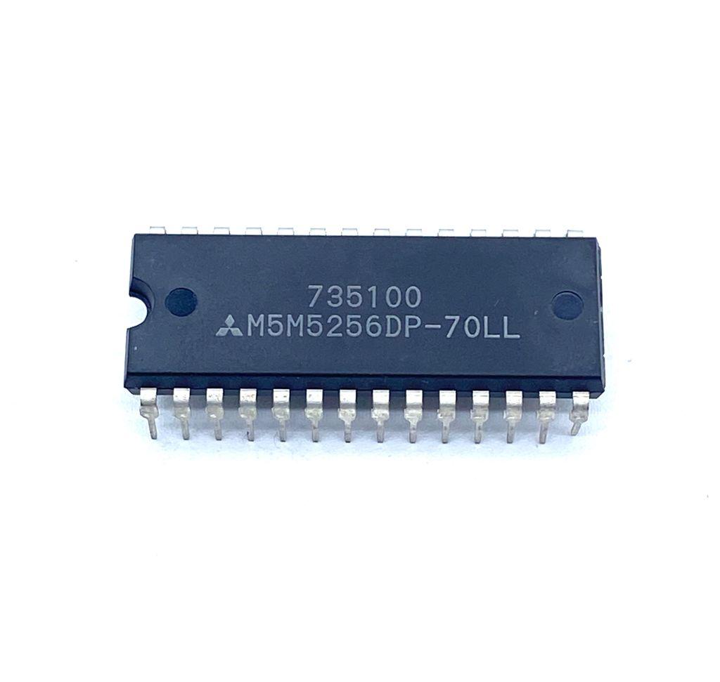CIRCUITO INTEGRADO DIP 28 PINOS M5M5256DP-70LL MITSUBISHI