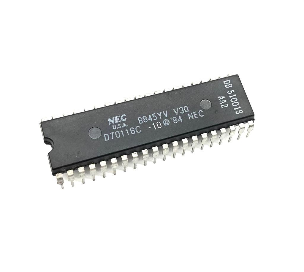 CIRCUITO INTEGRADO DIP 40 PINOS D70116C-10 NEC (D70116C10)