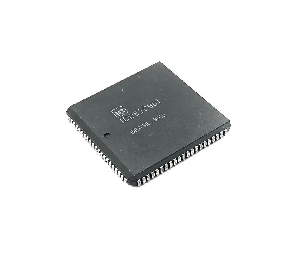 CIRCUITO INTEGRADO SMD PLCC 84 PINOS ICD82C901 IC