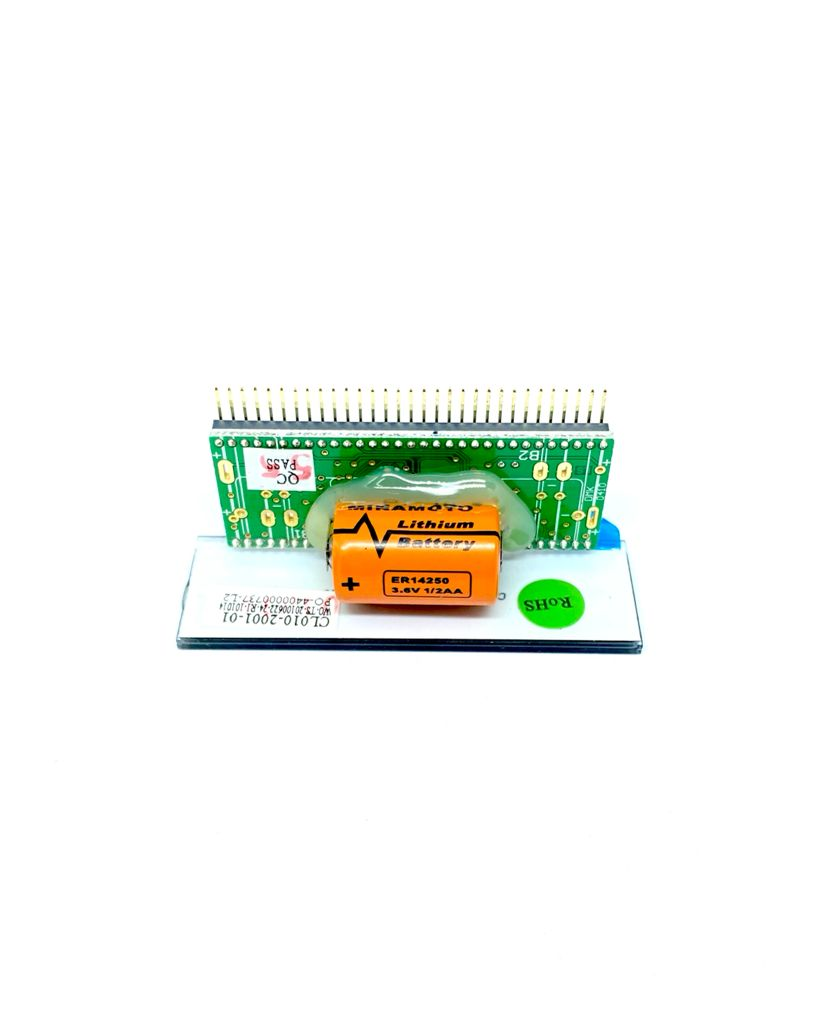 DISPLAY LCD 31VIAS CL0140-2001-01 W0-TS-20100622-24-R1-101014 CL010-1041-07