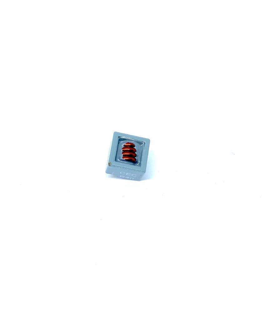 INDUTOR 0,3UH 15% 40A DIP 2P.11 CEC R40 CPU1209-R40L-N-1 PLACA MÃE