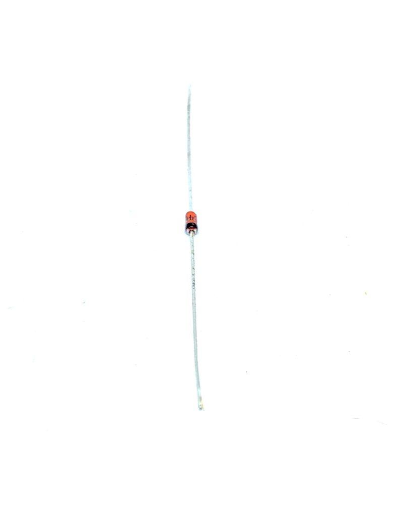 KIT COM 10 PEÇAS - DIODO 1/2W 4V7 1N750 NXP