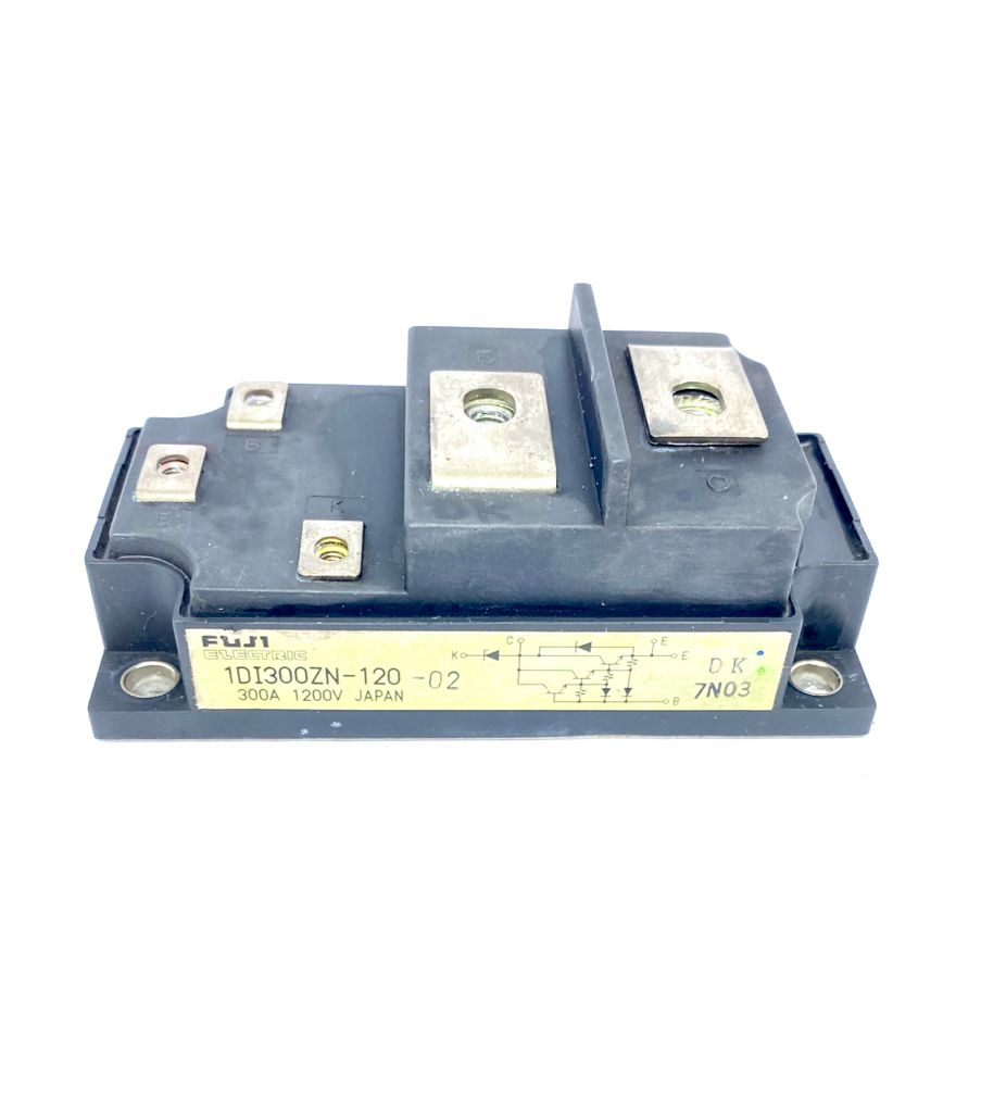 MODULO IGBT 1DI300ZN-120-02 FUJI ELECTRIC (USADO)